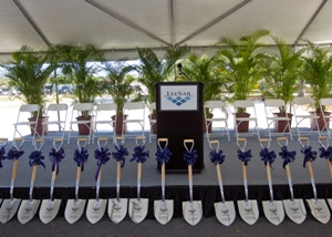 Promotional Incentives Groundbreaking Shovels | Promotional Items